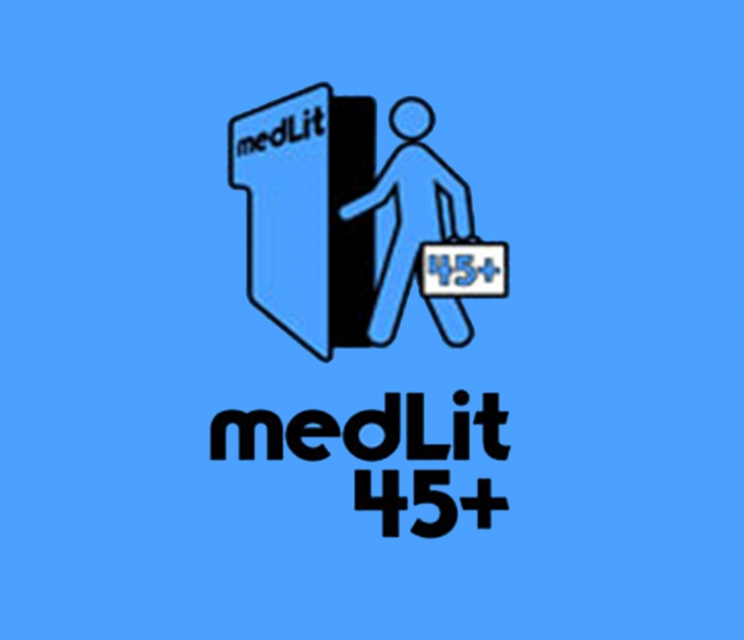 MedLit#45+ - Building advanced media literacy competences and digital skills of low-skilled adults 45+ through social media