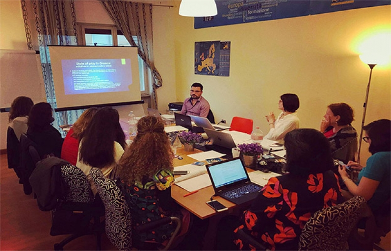 EEO Group S.A participated in the 2nd Meeting of AXESS in Pescara, Italy