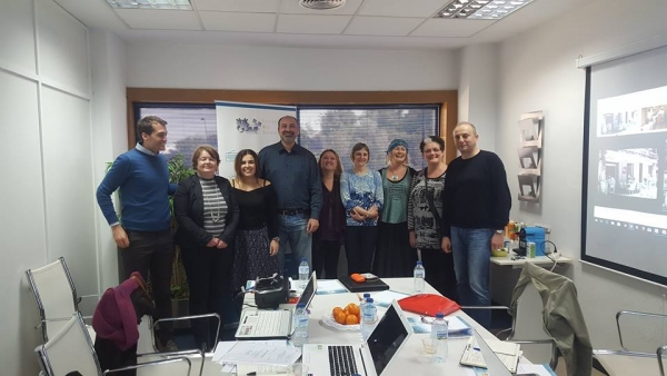 EEO GROUP SA participated in the 3rd Meeting of the MICRO Project in Malaga