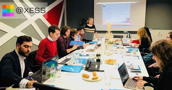 EEO Group S.A hosted the 3rd meeting of the AXESS project