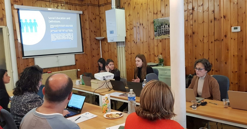 Click Clever: 2nd Transnational meeting