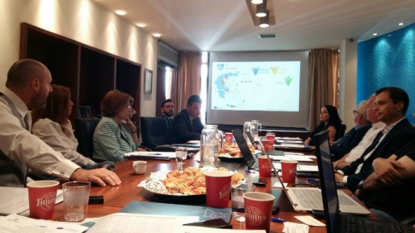 "EEO Group S.A supported the Kick-off Meeting of DataPRO Project: ""Upgrading the EU Data Protection Sector with new Skills"" during 26th- 27thSeptember 2018 in Athens."