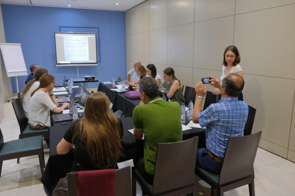 2nd transnational meeting BI-NEW project - Building Inclusion through New Learning Methodology