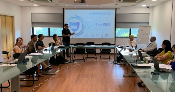 Training Resources for Data Protection Officers: Akmi Metropolitan College (AMC) for the 1st Steering Committee Meeting of DataPRO, an Erasmus+ Project